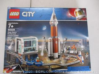 LEGO City Space Deep Space Rocket and Launch Control (Retail Price $99.95)