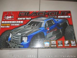Redcat Racing Blackout XTE Monster Truck (Retail Price $229.99)