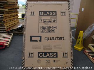 Quartet Glass whiteboard Non-Magnetic
