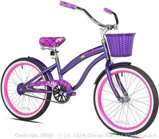 "KENT Tiki Bay Kid's Cruiser Bike, 20"" (upstairs)"