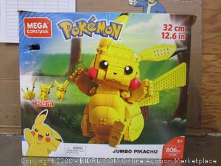 Mega Construx Pokeman