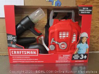 Craftsman Kids Toy Backpack Leaf Blower