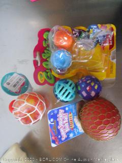 Misc. Lot Toy Balls
