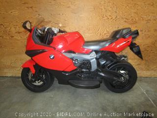 Children's BMW Motorcycle