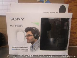 Sony Wireless Noise Canceling Headphones