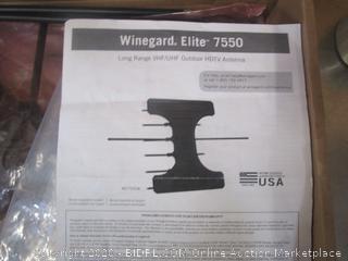 Winegard Elite VHF-UHF Outdoor HDTV Antenna