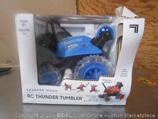 Sharper Image RC Thunder Tumbler
