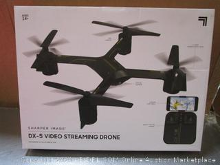Sharper Image DX-5 Video Streaming Drone