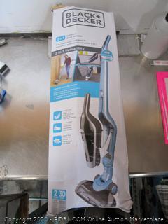 Black + Decker Stick Vacuum