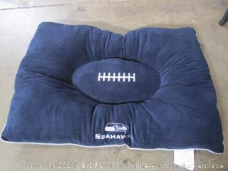 Seahawks Dog Bed