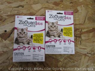 ZoGuard Plus for Cats: Flea & Tick Treatment