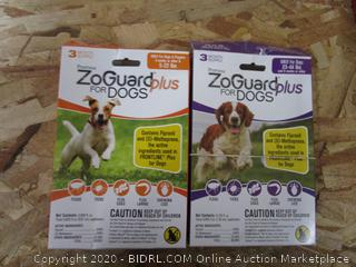 ZoGuard Plus for Dogs - Flea Protection