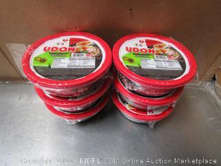 Nongshim Udon Premium Noodle Bowls