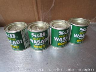 S&B Japanese Wasabi Powder
