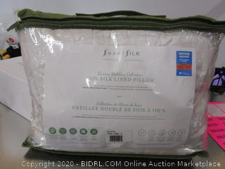 Smart Silk 100% Silk Lined Pillows