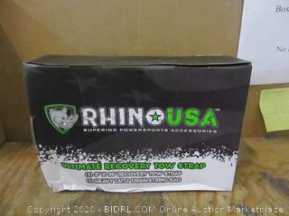 Rhino USA  Ultimate Recovery Tow Strap
