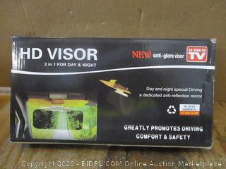 HHD Visor 2 in 1 for Day & Night