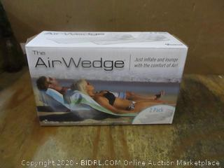 The Air Wave Inflate and Lounge