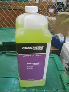 Coastwide Lemon DC Plus  Neutral Disinfectant Cleaner