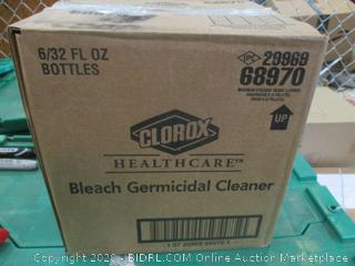 Clorox Bleach Germcidal Cleaner Spray Bottles