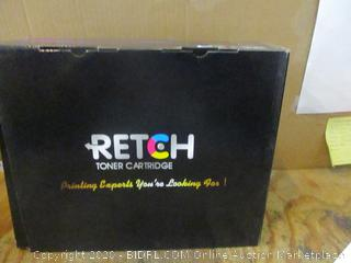 Retch Toner cartridges
