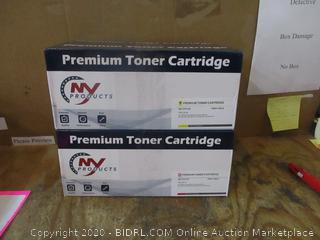 2-Premium Toner Cartridge