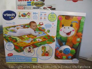 Vtech Giggle & Grow Jungle Playmat