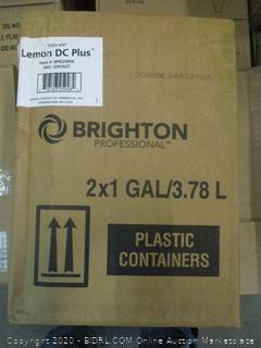 Brighton Lemon DC Plus Disinfectant Cleaner