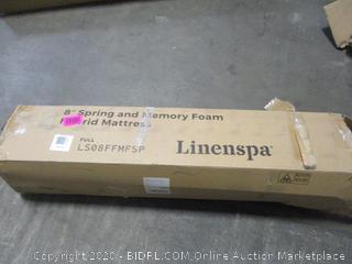 Linenspa Memory Foam Full Mattress