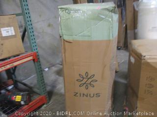 Zinus Queen gel Foam Cooling Mattress  .