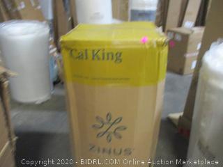 Zinus Cal King Memory foam Mattress
