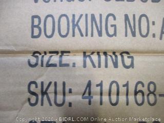 King Cool Gel mattress