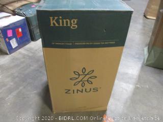 Zinus King Mattress