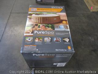 Intex PureSpa Bubble Massage (Box Damage)