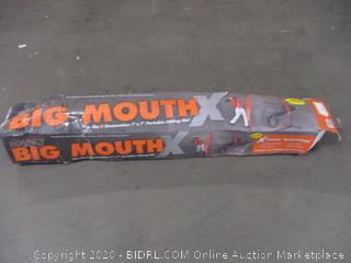 Big Mouth Portable Hitting Net (Please Preview) (Box Damage)