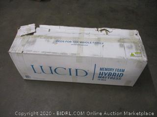 Memory Foam Hybrid Mattress Size Twin XL