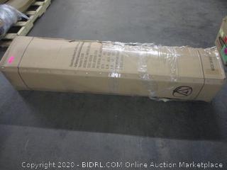 Memory Foam and Innerspring Mattress Size Queen (Box Damage)