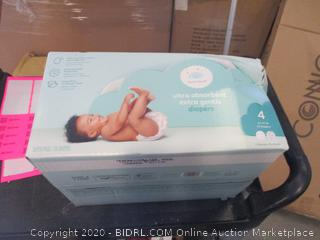 Diapers Size 4