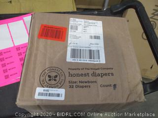 Diapers Size N