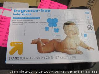 Baby Wipes Fragrance-Free