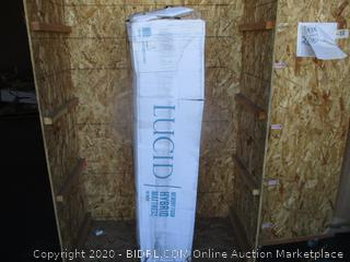 Memory Foam Hybrid Mattress Size Queen (Box Damage)