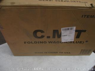 Folding Wagon (Box Damage)