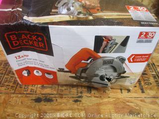 Circular Saw w/ Laser (Box Damage)