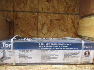 2 Ton Low Profile Floor Jack