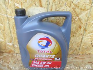 Synthetic Engine Oil SAE 5W-40