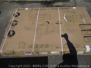 Swivel Table (Box Damage)