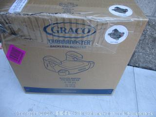 Graco Turbobooster Backless Booster (Box Damage)