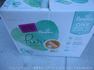 Pampers Pure Protection Size 2