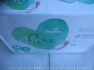 Pampers Pure Protection Size N