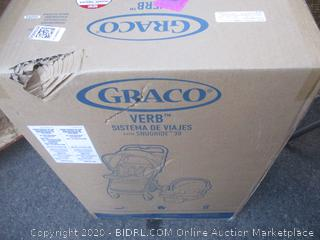 Graco Stroller and Car Seat Combo